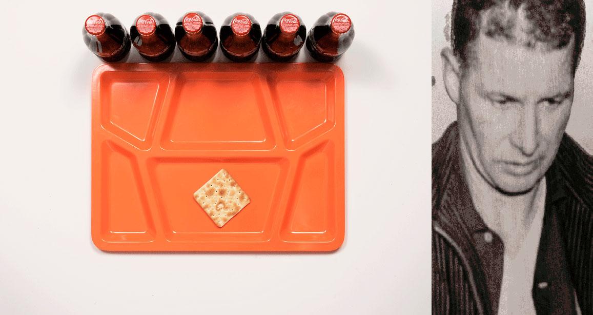 1.-James Hudson asesinó a una pareja de 64 años de edad con una escopeta. Fue ejecutado en el Centro Correccional Greensville de Virginia, en el año 2004. Como última cena pidió una galleta cream cracker y seis Coca Colas.