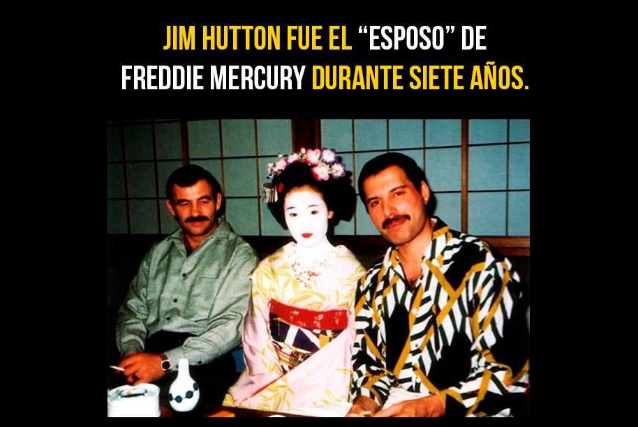 La historia del último gran amor de Freddie Mercury
