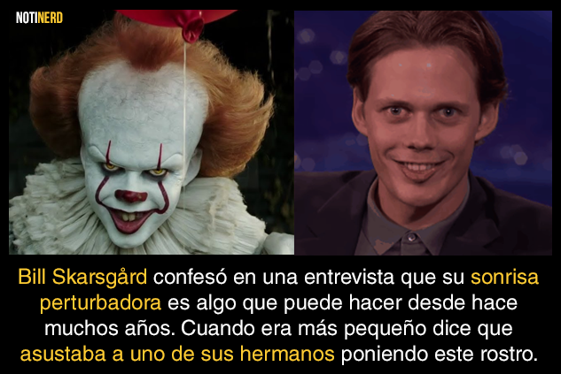 "15 Curiosidades de Bill Skarsgård el actor que le devolvió la vida al payaso de ""IT"""